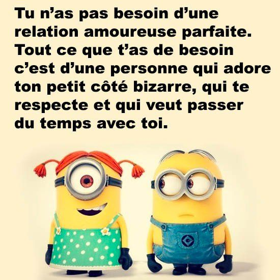 Citation Les Minions