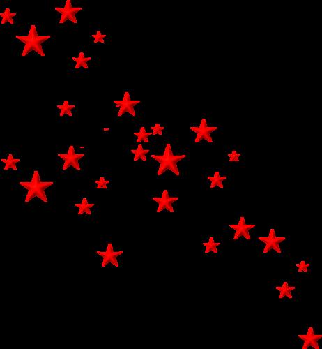 Toiles rouges - Image d etoile de noel ...