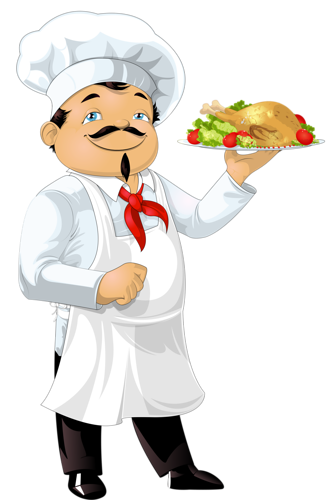 Cuisiniers cuisinieres - Chef cuisinier dessin ...